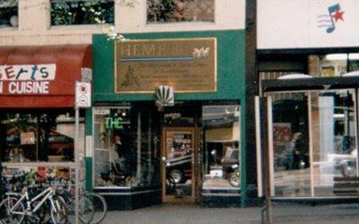 Hemp BC en 1995